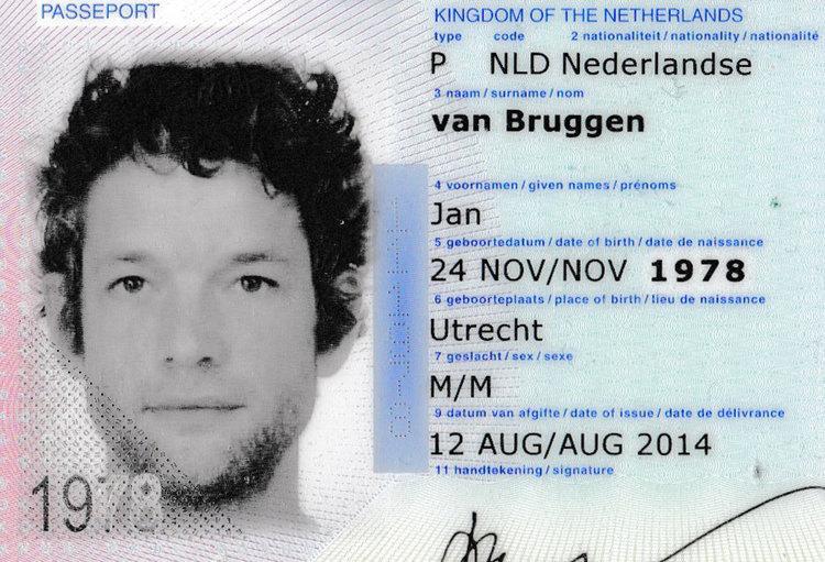 Jan van Bruggen - Programmer