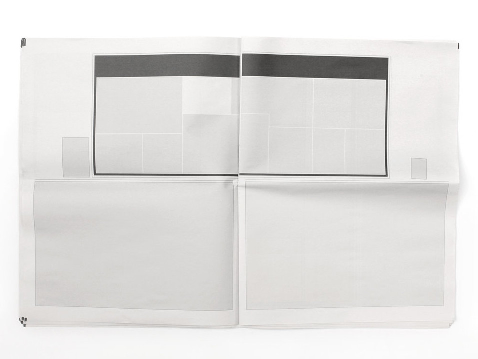 SPREAD FROM NOTHING IN THE SUN