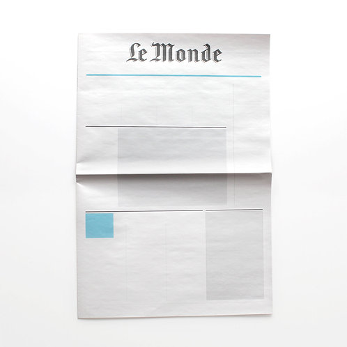 NOTHING IN LE MONDE