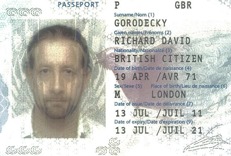 Richard Gorodecky - Writer / Filmmaker