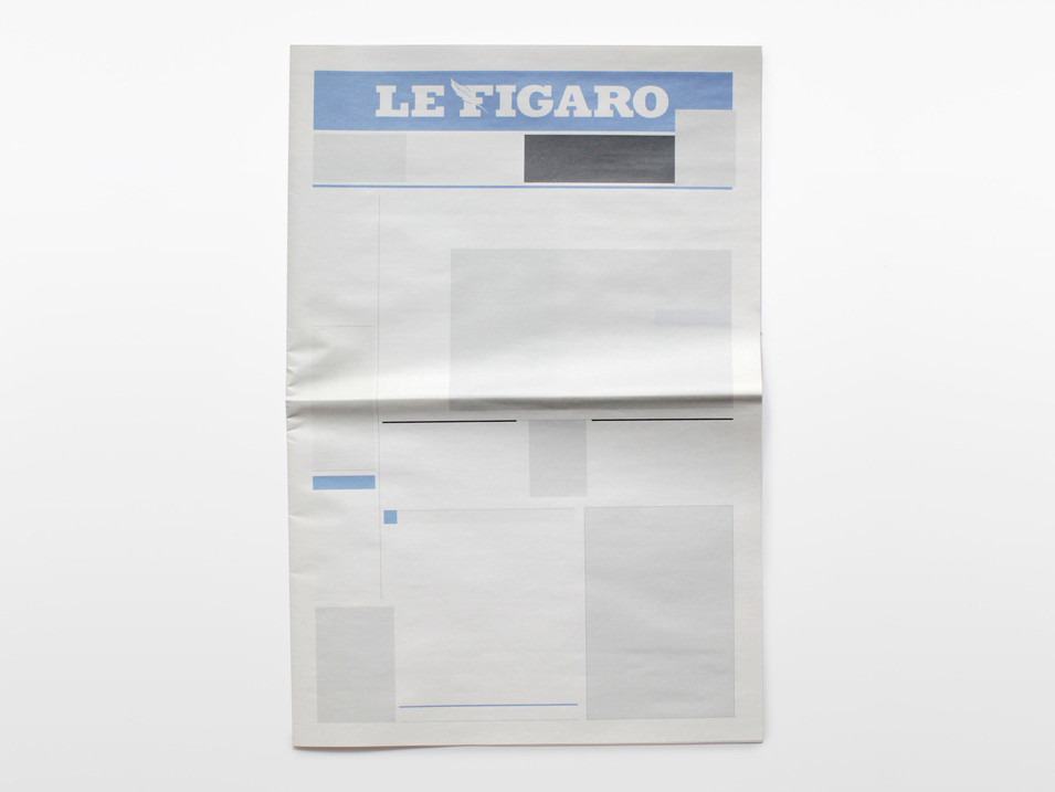 NOTHING IN LE FIGARO