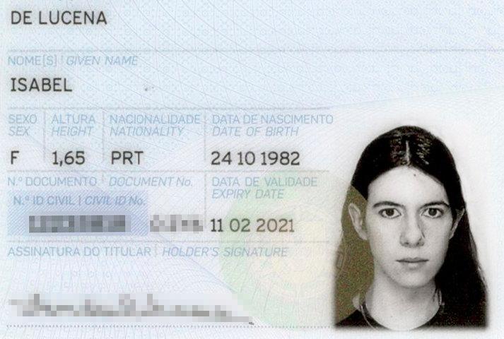 Isabel Lucena - Graphic Designer