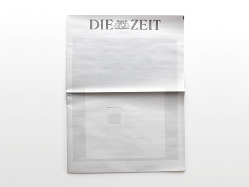 NOTHING IN DIE ZEIT