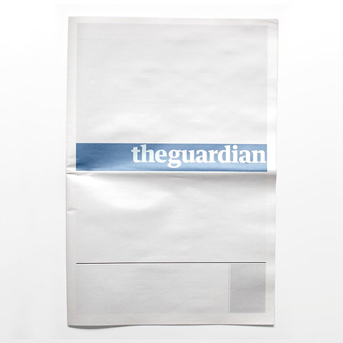 NOTHING IN THE GUARDIAN