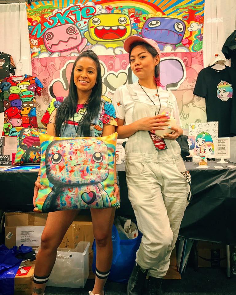 awesome artists J-Corp & Zukie Art
