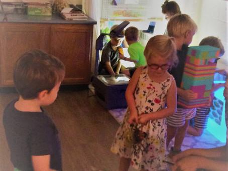 Kate's Preschool Adventures 10.01.18 – 10.05.18