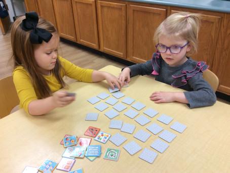 Kate's Preschool Adventures 10.15.18-10.19.18