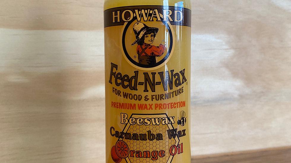 Howards feed 'N' wax