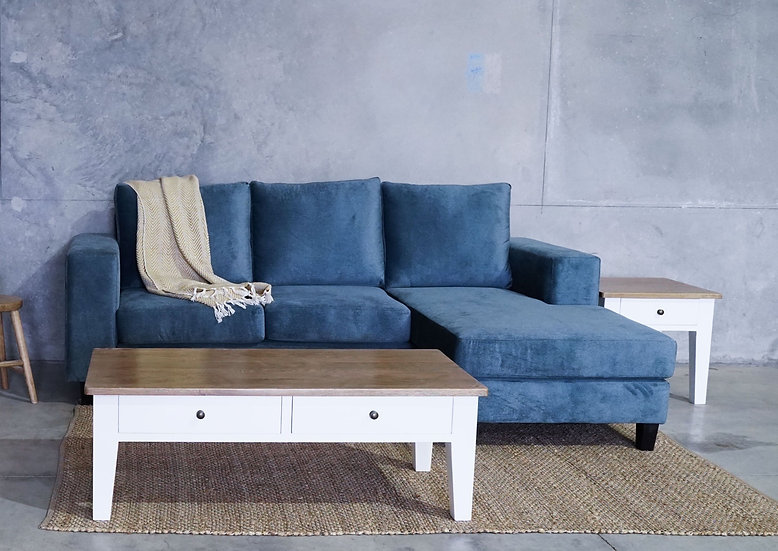 Eden 3 Seater Lounge with Chaise