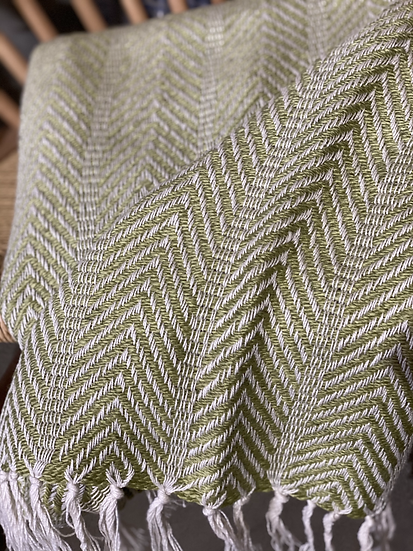 100% Recycled Throws