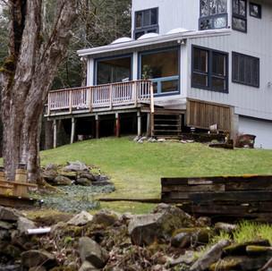 Adirondack Stream Home