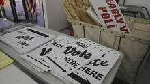 Finally time to cast ballots as early voting starts Monday