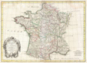 1771_Bonne_Map_of_France_-_Geographicus_