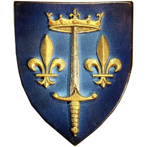 Armes de Jeanne d'Arc