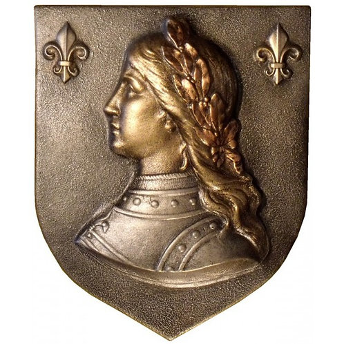 Jeanne d'Arc au Lys