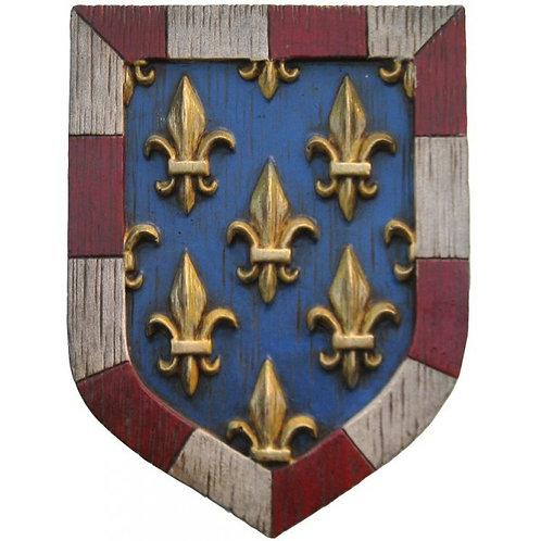 Blason de Touraine