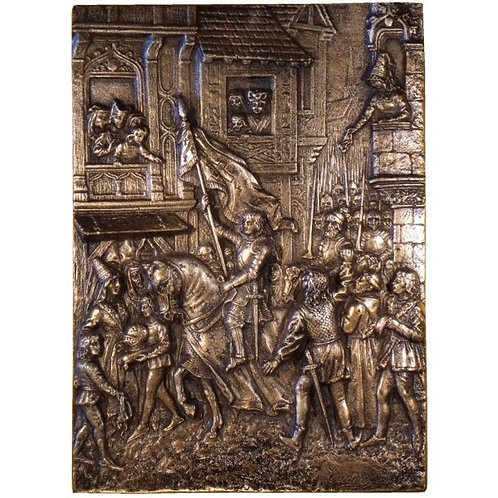 Jeanne d'Arc à Orléans