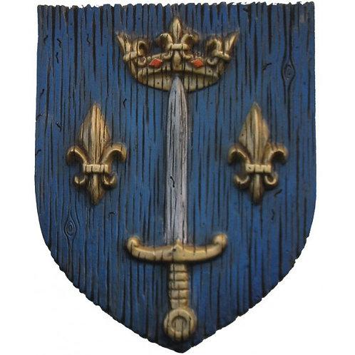 Armes de Jeanne d'Arc (grand blason)