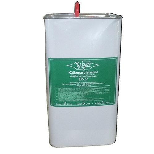 Масло BITZER B5.2  5 литров