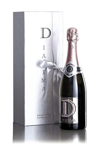 Champagne Diadema Selected Cuvèe Rosé.jp