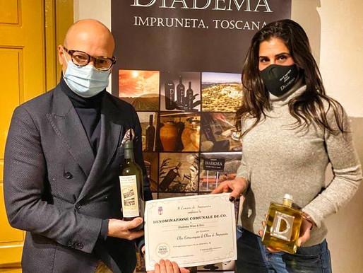 DIADEMA Wine&Evo, new entry nella DE.CO Impruneta