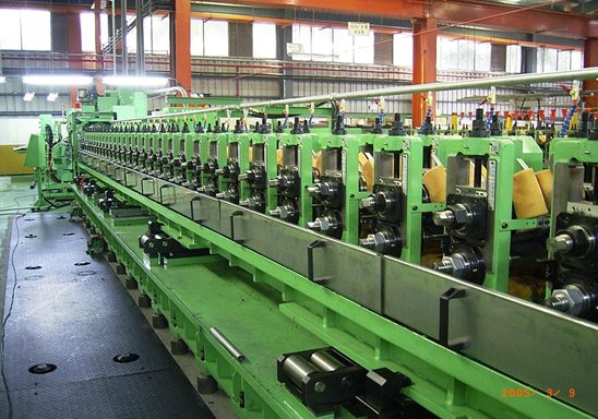 Car window frame processing equipment