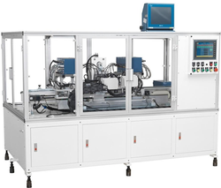 Electronic parts tester