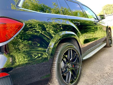 Керамика кузова автомобиля
