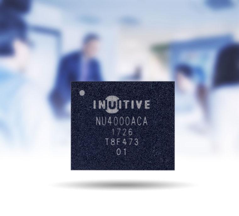 Inuitiveのチップ(同社HPより)