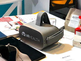 """VR Health"" won innovation award at MEDinISRAEL"