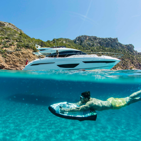 The Top 3 Water Toys for Superyacht Charters
