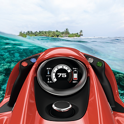 Seabob Cockpit
