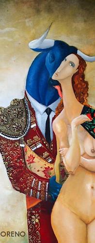 Myth paintings