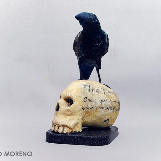 Poe's Raven (other view)