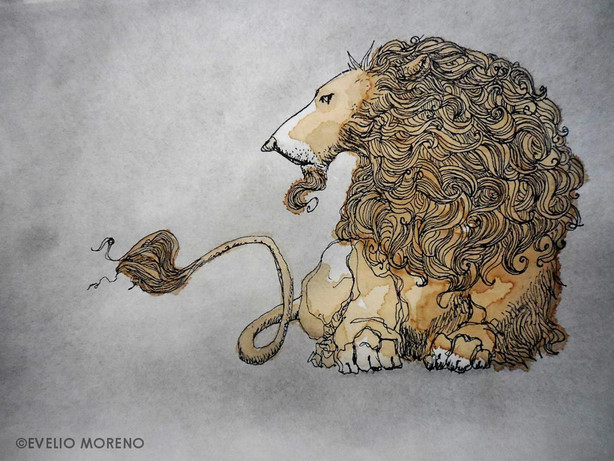 León Café   Coffee Lion