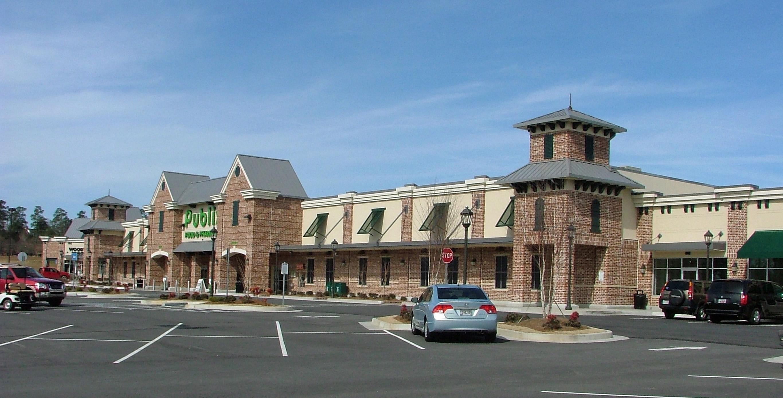 Riverwood Town Center, Evans GA