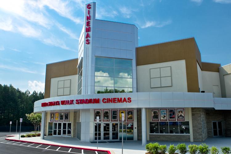 Merchants Walk Theatre, Marietta, GA