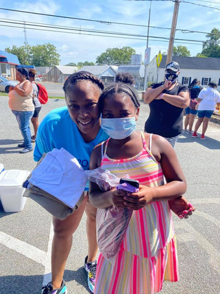 2020 uniform and backpack giveaway