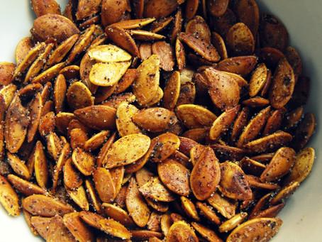 Super Simple Yummy Pumpkin Seeds