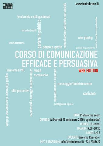 LOCANDINA COMUNICAZIONE WEB SETTEMBRE 20