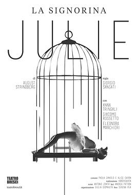 teatro bresci - la signorina julie BIANC
