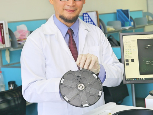 National Cheng Kung Univeristy Invents COVID-19 Protein Chip with High Sensitivity and Specificity