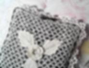 """Project """"Potpourri Pillow"""""""