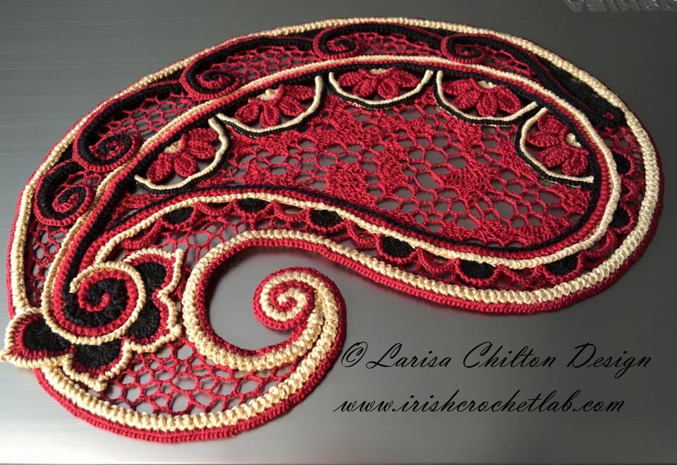 Irish Crochet Lessons United States Irish Crochet Lab