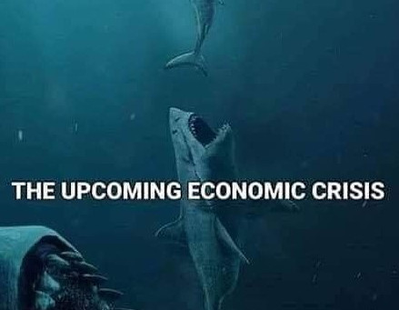Sharks to Spring - A picture tells a thousand words.