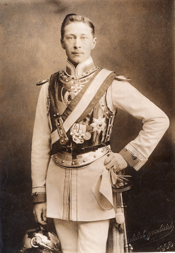 1906 Freidrich Wilhelm, The Crown Prince