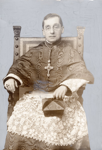 1914 Pope Benedict XV, Double Weight Pho