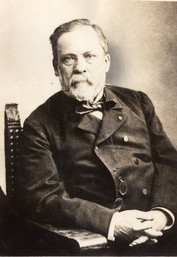 1890's Louis Pasteur, Ground Breaking Sc