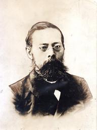 1906 Japan Ambassador US Aoki Portrait W