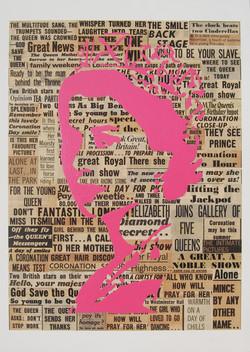 QUEEN ELIZABETH II - Print 20/24